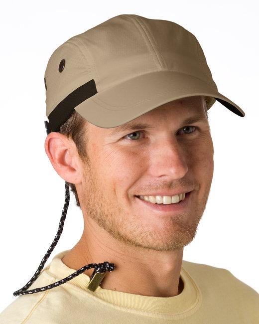 Adams AD EXTRME PERFORMANCE CAP - Khaki/ Black
