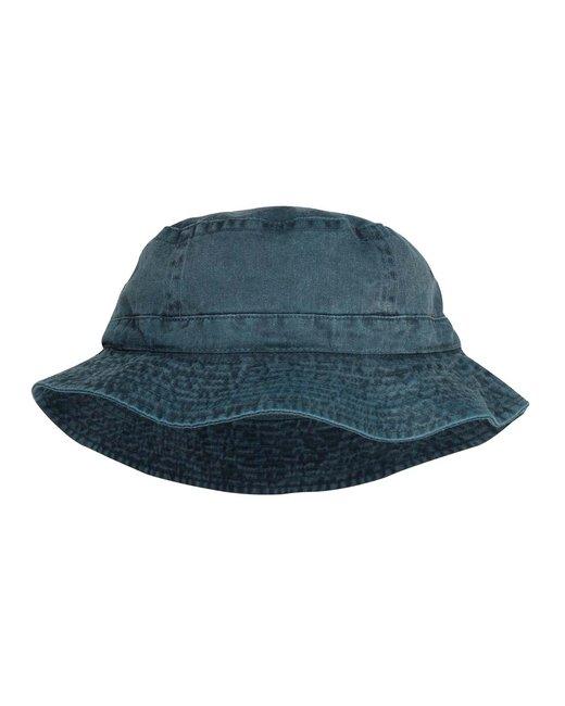 Adams Vacationer Pigment Dyed Bucket Hat - Navy