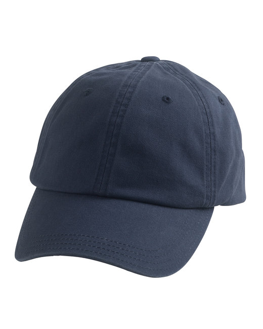 Alternative Basic Chino Twill Cap - Light Navy