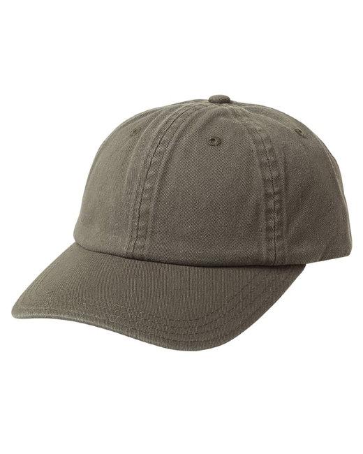 Alternative Basic Chino Twill Cap - Army