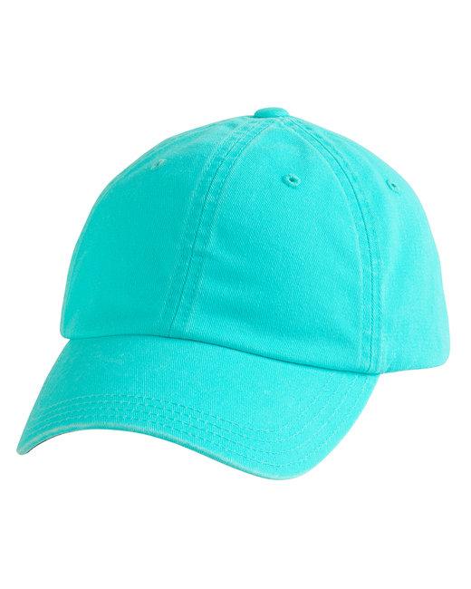Alternative Basic Chino Twill Cap - Teal