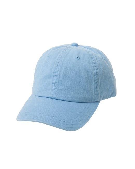 Alternative Basic Chino Twill Cap - Sky Blue