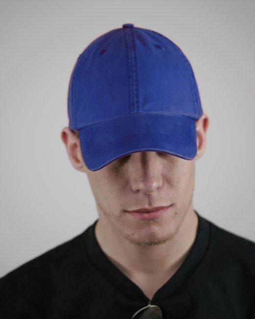 Alternative Basic Chino Twill Cap - Royal