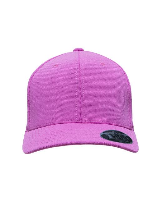 Team 365 by Flexfit Adult Cool & Dry Mini Pique Performance Cap - Sport Chrty Pink