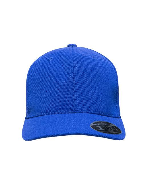 Team 365 by Flexfit Adult Cool & Dry Mini Pique Performance Cap - Sport Royal