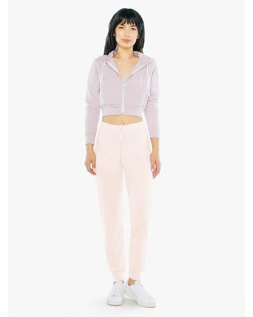 American Apparel Ladies' Tri-Blend Leisure Pant - Tri Creole Pink