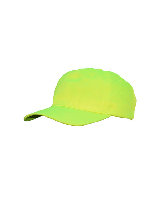 Bright Shield Performance Cap - Safety Green
