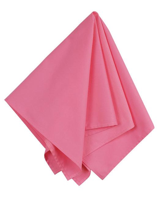 Big Accessories Solid Bandana - Pink