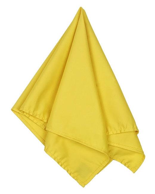 Big Accessories Solid Bandana - Yellow
