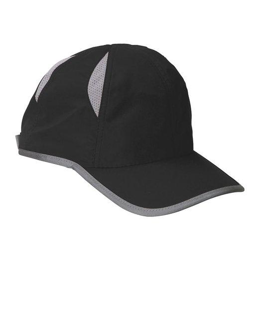 Big Accessories Performance Cap - Black