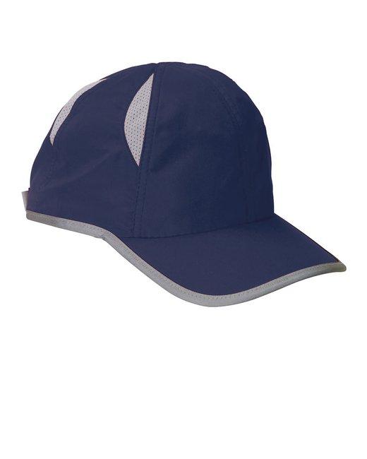 Big Accessories Performance Cap - Navy