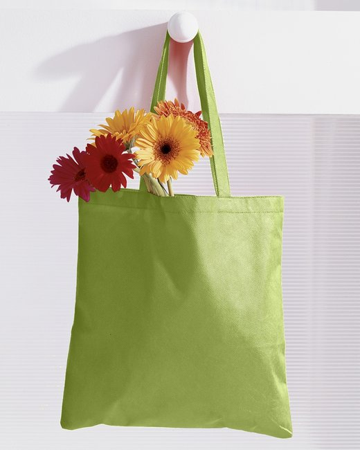 BAGedge 8 oz. Canvas Tote - Lime