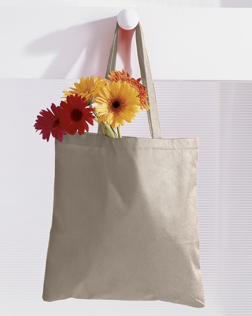BAGedge 8 oz. Canvas Tote - Natural