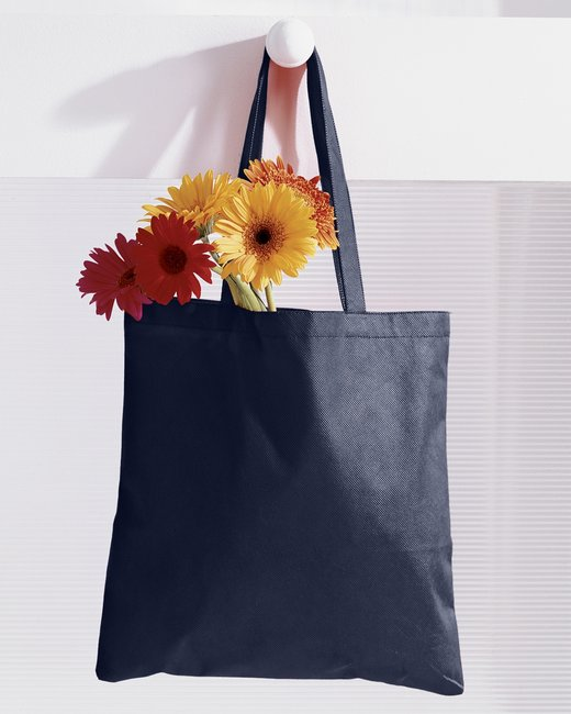 BAGedge 8 oz. Canvas Tote - Navy