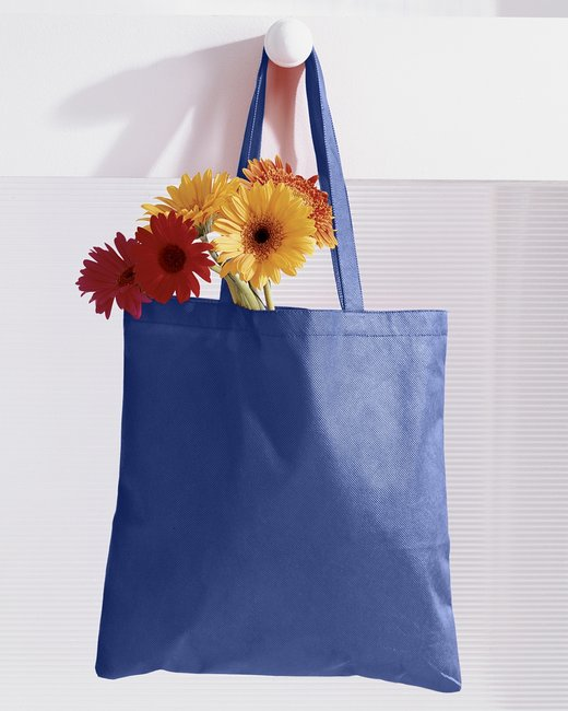 BAGedge 8 oz. Canvas Tote - Royal