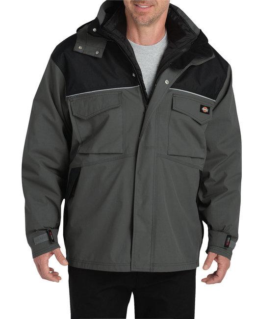 Dickies Men's  Pro™ Jasper Extreme Jacket - Gravel Gray