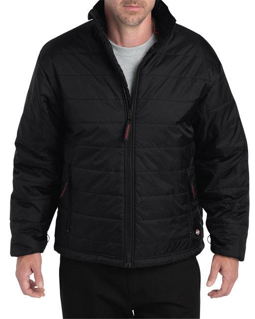 Dickies Men's Pro™ Glacier Extreme Puffer Jacket - Black