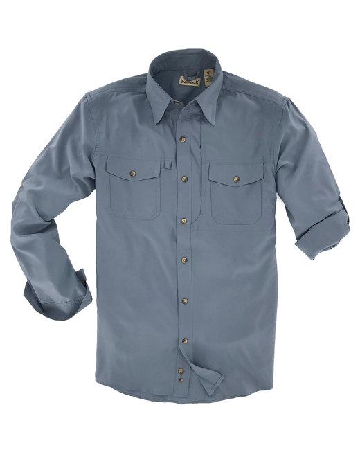 Backpacker Men's Expedition Travel Long-Sleeve Shirt - Twilight