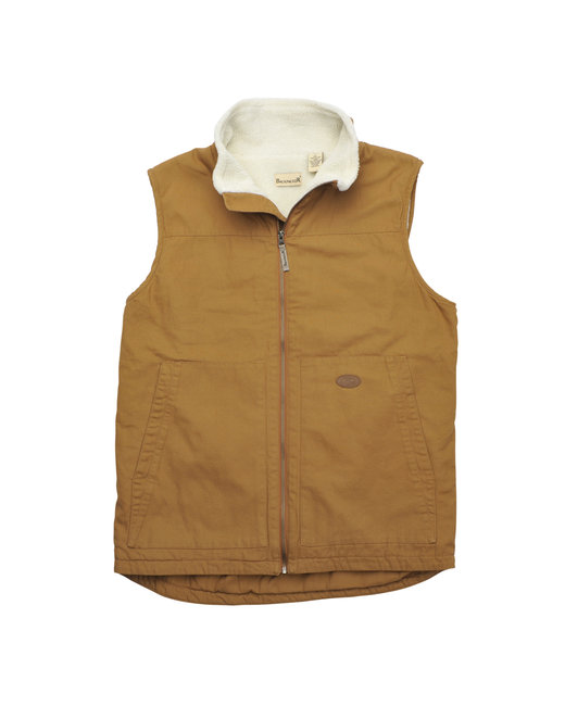 Backpacker Men's Adventurer Vest - Brown
