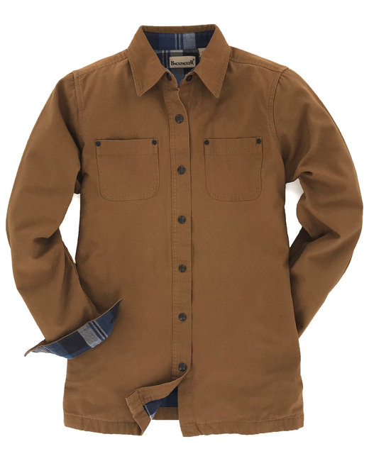 Backpacker Ladies' Great Outdoors Jace Shirt - Brown