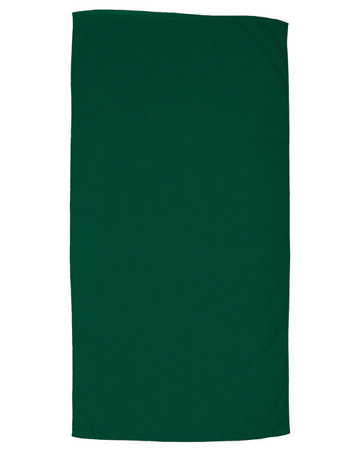Pro Towels Jewel Collection Beach Towel - Hunter Green