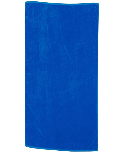 Pro Towels Jewel Collection Beach Towel - Royal Blue