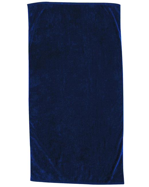 Pro Towels Jewel Collection Beach Towel - Navy