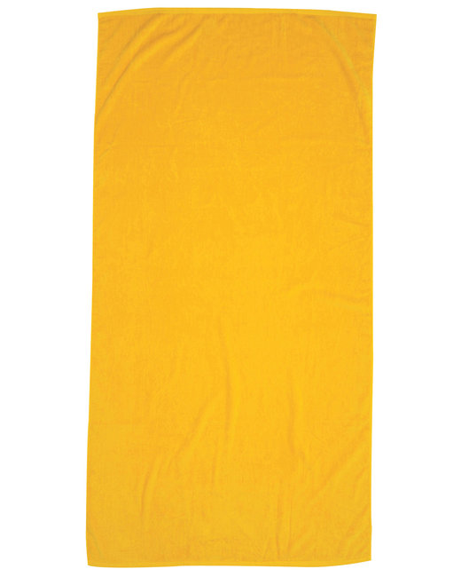 Pro Towels Jewel Collection Beach Towel - Gold