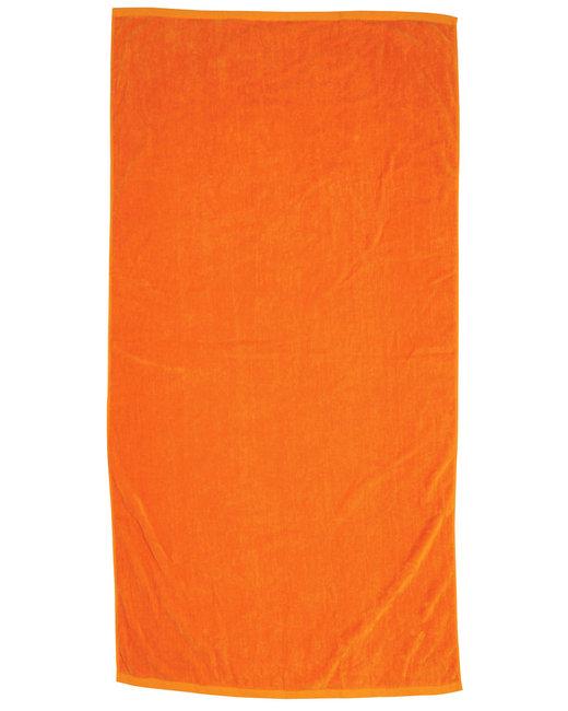 Pro Towels Jewel Collection Beach Towel - Orange