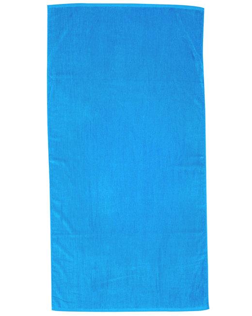 Pro Towels Jewel Collection Beach Towel - Coastal Blue