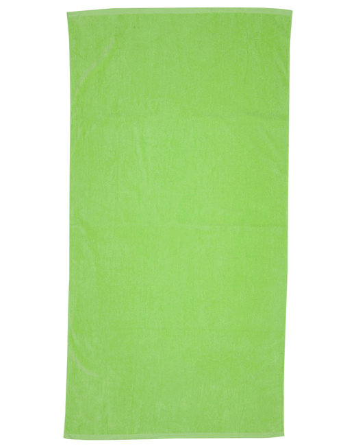 Pro Towels Jewel Collection Beach Towel - Apple Green
