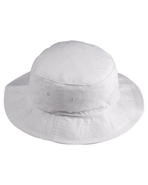 Big Accessories Crusher Bucket Cap - White