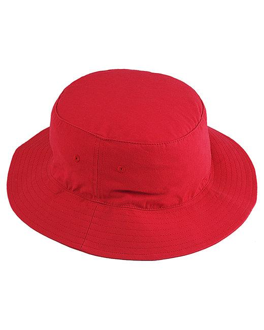 Big Accessories Crusher Bucket Cap - Red