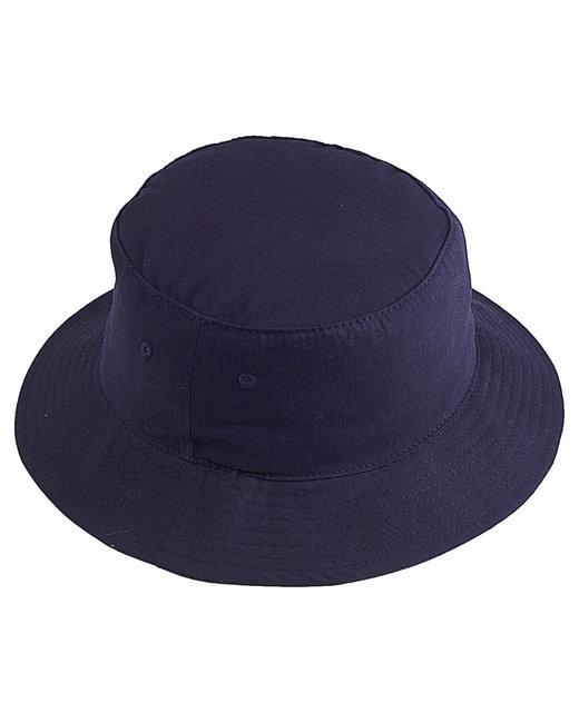 Big Accessories Crusher Bucket Cap - Navy