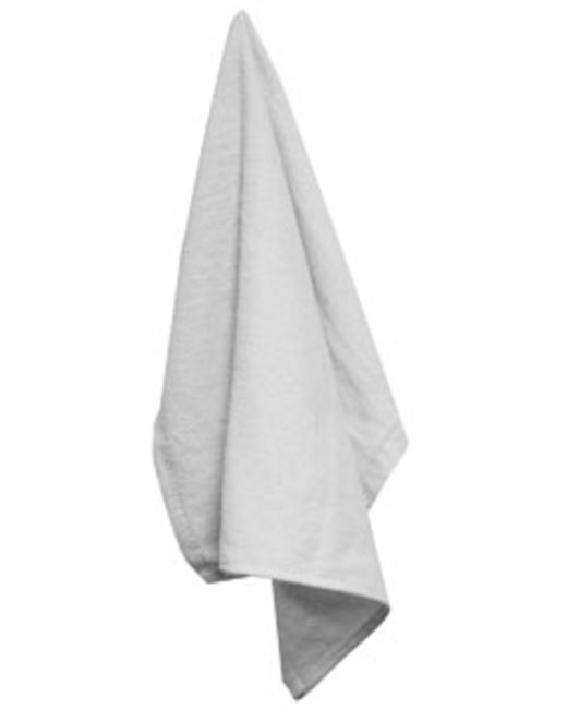 Carmel Towel Company Large Rally Towel - White
