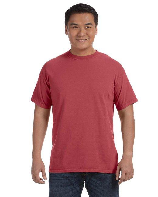 Comfort Colors Adult Heavyweight RS T-Shirt - Crimson