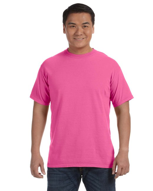 Comfort Colors Adult Heavyweight RS T-Shirt - Neon Pink
