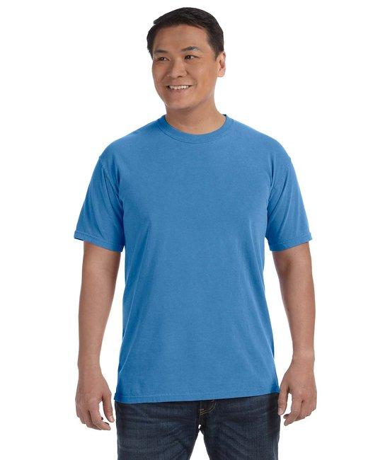 Comfort Colors Adult Heavyweight RS T-Shirt - Royal Caribe
