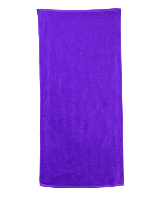 Carmel Towel Company Classic Beach Towel - Purple