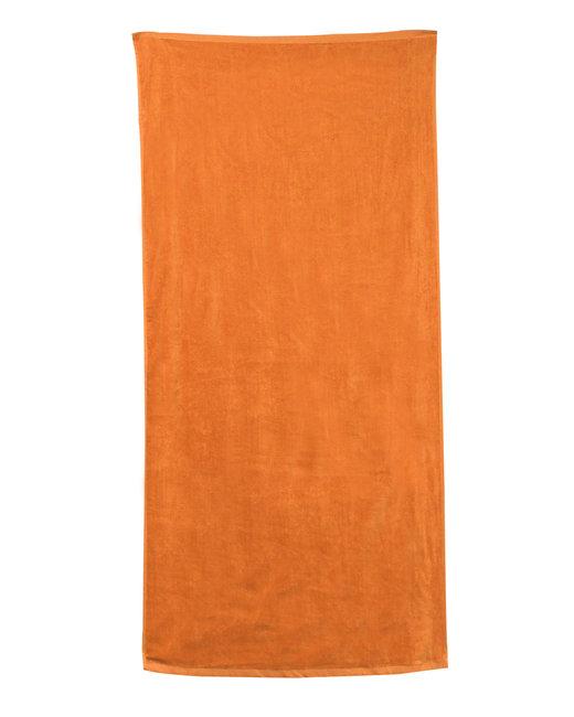 Carmel Towel Company ClassicBeach Towel - Tangerine