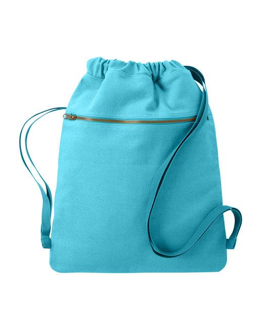 Comfort Colors Cinch Sak - Lagoon Blue
