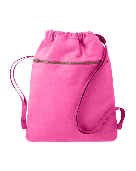 Comfort Colors Cinch Sak - Neon Pink