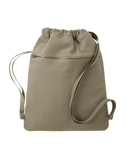Comfort Colors Cinch Sak - Khaki
