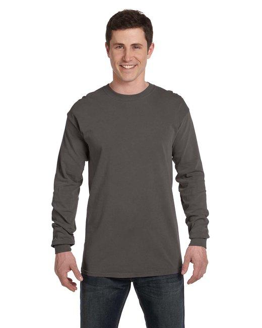 Comfort Colors Adult Heavyweight RS Long-Sleeve T-Shirt - Pepper