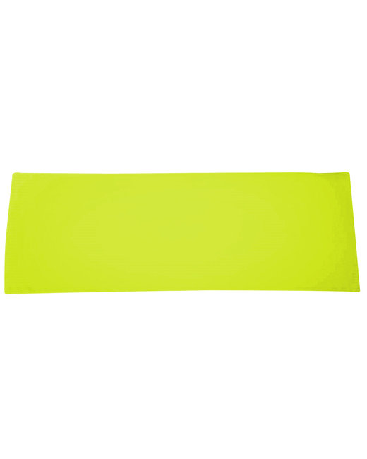 Liberty Bags Chill Towel - Lime Green