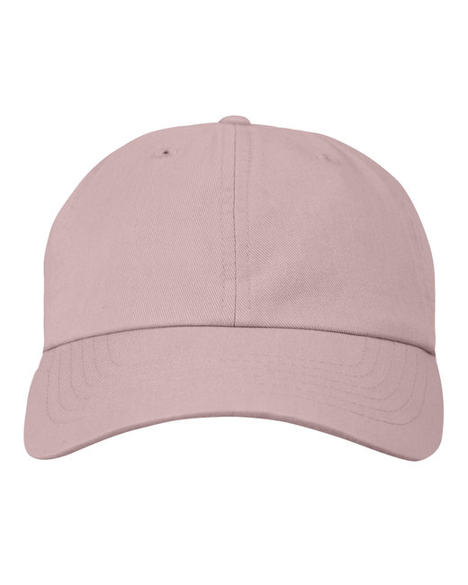 Champion Classic Washed Twill Cap - Pink