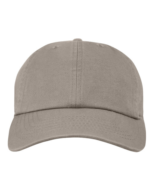 Champion Classic Washed Twill Cap - Steel