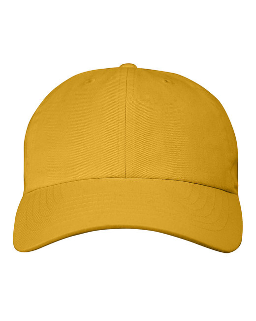 Champion Classic Washed Twill Cap - C Gold