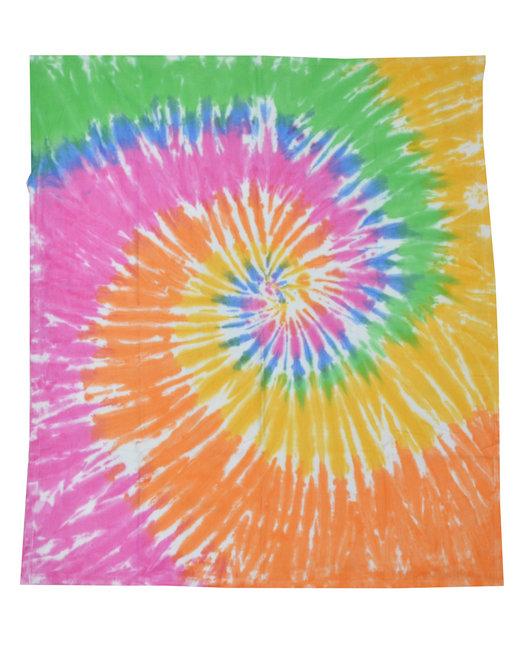 Tie-Dye Throw Blanket - Eternity