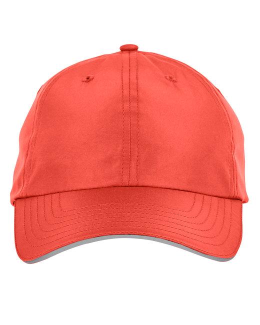 Ash City - Core 365 Adult Pitch Performance Cap - Campus Orange